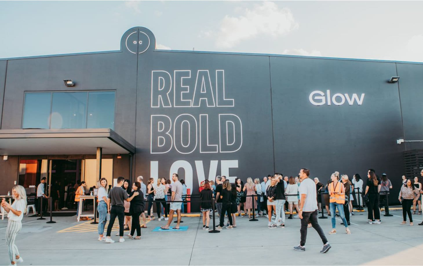 Glow Church Gold Coast Building