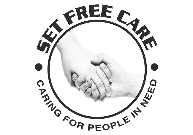 Set free care logo